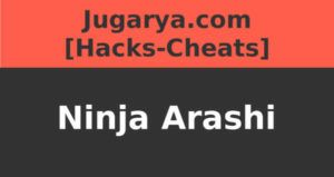 hack ninja arashi cheat coins diamonds