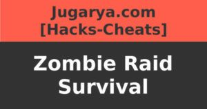 hack zombie raid survival cheat cash ammo