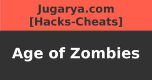 hack age of zombies cheat points ammo