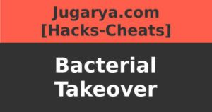 hack bacterial takeover cheat gene strands viral capsids