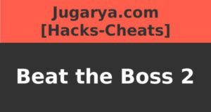 hack beat the boss 2 cheat diamonds coins