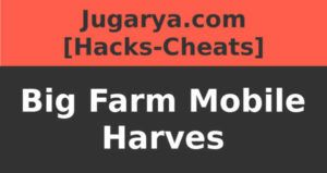 hack big farm mobile harves cheat gold