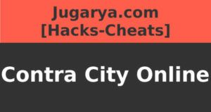 hack contra city online cheat weapons items