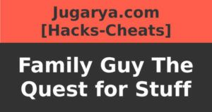 hack family guy the quest for stuff cheat clams coins