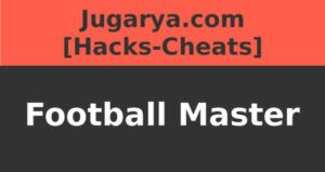 hack football master cheat gems funds