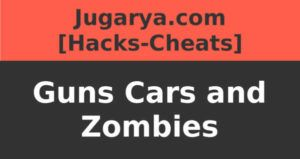 hack guns cars and zombies cheat coins gold
