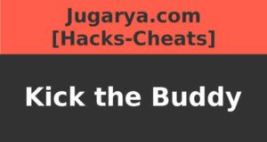hack kick the buddy cheat gold bucks