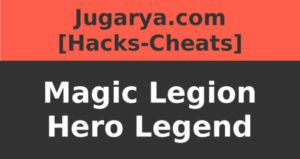 hack magic legion hero legend cheat gold diamonds