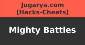 hack mighty battles cheat gold bundles