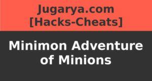 hack minimon adventure of minions cheat diamonds gems