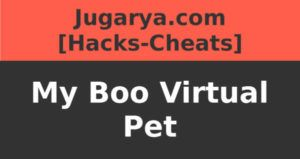 hack my boo virtual pet cheat new boo coins
