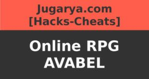 hack online rpg avabel cheat gems tickets