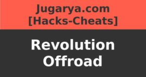 hack revolution offroad cheat money gold