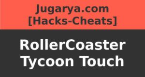 hack rollercoaster tyccon touch cheat cards coins