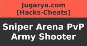 hack sniper arena pvp army shooter cheat cash diamonds