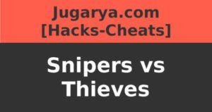 hack snipers vs thieves cheat gold weapons