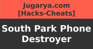 hack south park phone destroyer cheat cash items