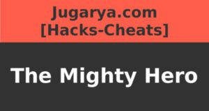 hack the mighty hero cheat gems coins
