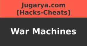 hack war machines cheat diamonds coins