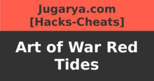 hack art of war red tides cheat eternium ingots