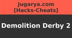 hack demolition derby 2 cheat vehicles coins