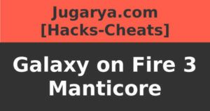 hack galaxy on fire 3 manticore cheat credits mhaan tiq