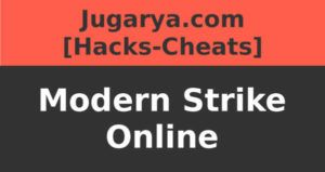 hack modern strike online cheat gold weapons