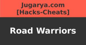hack road warriors cheat coins checkpoints