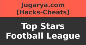 hack top stars football league cheat coins